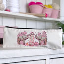 'Knitter By Nature' Elephant Knitting Needle Bag