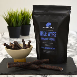 Droewors Handcrafted Cured South African Sausage/Salami - foodies