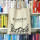 Wildwoman Self Care Tote Bag