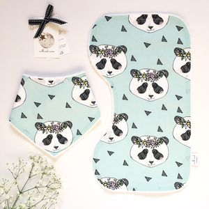 Panda Little Dribblers Gift Set - gift sets