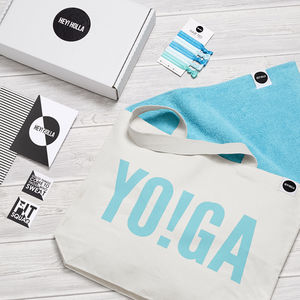 Yo!Ga The Gym Tote Fit Kit, Gift Box