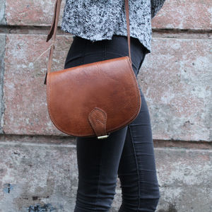 Sam Saddle Bag - bags & purses