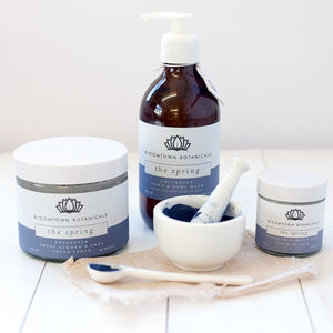 Unscented Skincare Set For Sensitive Skin