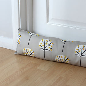 Moonlight Tree Draught Excluder - decorative accessories