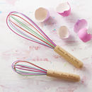 Personalised Whisk Set