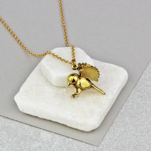 Golden Bird Necklace - baby & child sale