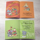 funny childrens book with personalised story about grandad