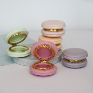 Macaron Trinket Box - jewellery storage & trinket boxes