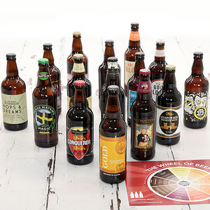 Beer Tasting Pack: 12 Bottles - artisan alcohol