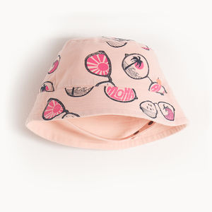 Brody Organic Cotton Baby Sun Hat