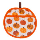 Pumpkin Shaped Pot Mitt