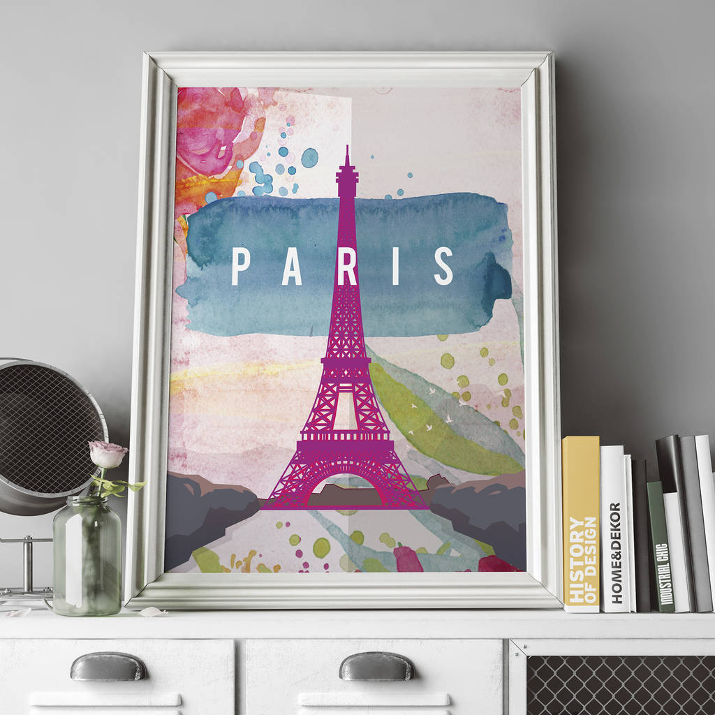 Eiffel Tower Marquee Light: Travel Freshwater Pearl Bracelet From Not On The High