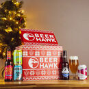 Festive Craft Beer Crate 12 Beers And A Glass