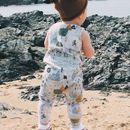 Mountains Organic Romper
