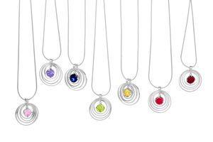 Synergy Chakra Necklace - necklaces & pendants