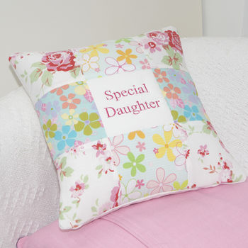 Special Daughter Bright Cushion