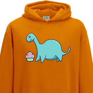 Cute Kawaii Happiness Child Hoodie - clothing