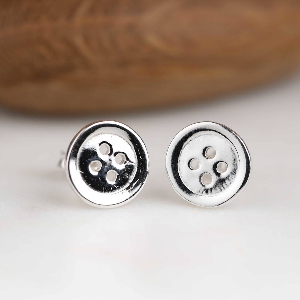 engraved fancy bvlgari stud cufflinks i onyx button silver round sterling