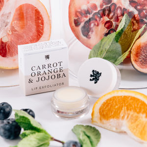 Carrot, Orange And Jojoba Lip Exfoliator - new in health & beauty