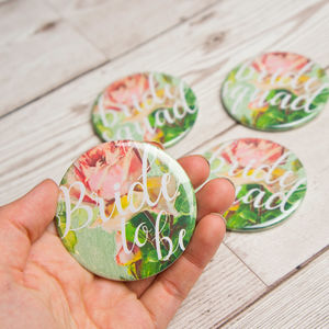 Vintage Hen Party Badges