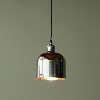 Glass Lamp Shade Large By Idyll Home Notonthehighstreet