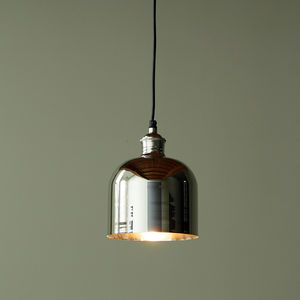 Comptoir Pendant Light - bedroom