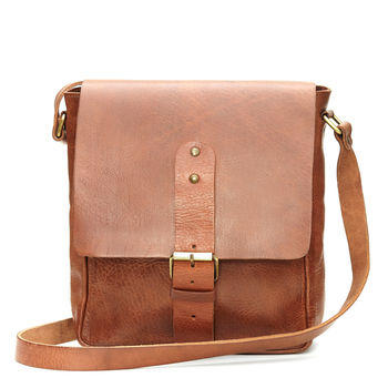 Facteur One Buckle Crossbody Bag