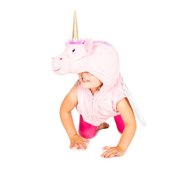 Unicorn Dress Up Costume For Children
