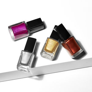 Metallic Nail Polish Bundle Of Four - nail care