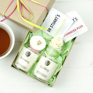 Personalised 'Survival Box' - soap gift sets