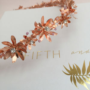 Tiny Flower Celia Bridal Headpiece - bridal hairpieces