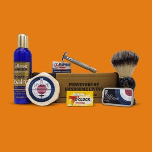 Classic Gentleman's Shaving Kit - shaving
