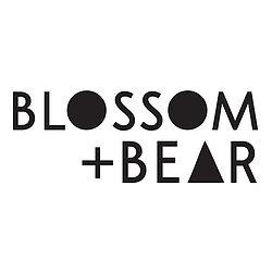 Blossom and Bear log