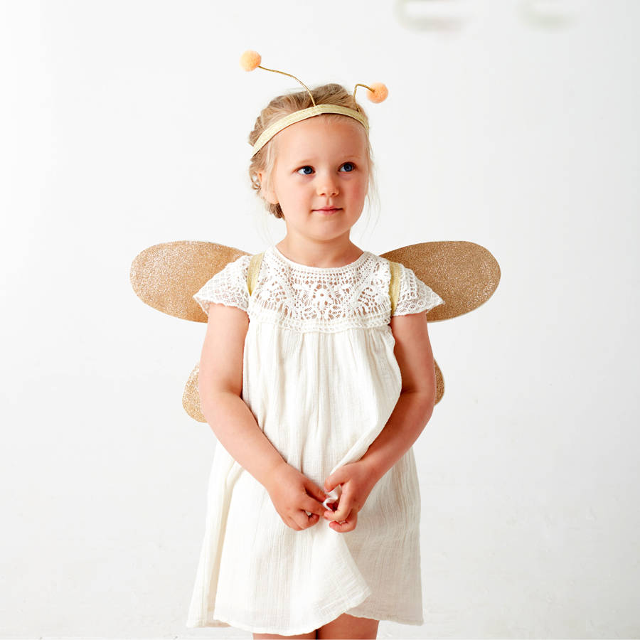 Dress Up: Butterfly Dress Up Kit By Little Lulubel