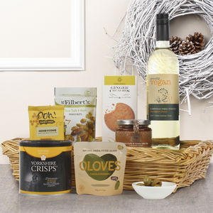 The Vegan Tray Gift Hamper - chocolates & confectionery