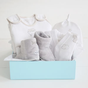 'Just Home From Hospital' Gift Set - baby care