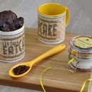 Personalised Belgian Chocolate Mug Cake Kit