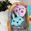 Easter Bunny Kids Cushion
