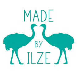 made by ilze logo