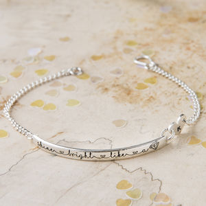 Shine Bright Like A Diamond Bracelet - for sisters