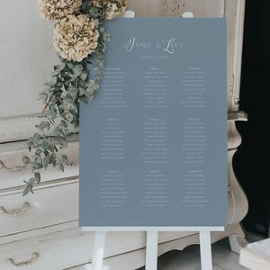 Wizard Table Plan - table plans