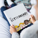 Personalised 'Letterheads' Alphabet Book