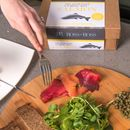 Make Your Own Cured Salmon Kit