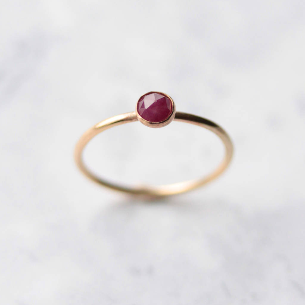 rings roseheart shop ring ruby wide jewels jewellery ocean