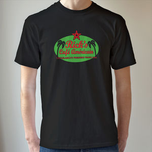 Casablanca Homage T Shirt - men's fashion