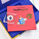 Paddington Bear Anniversary Coin And Book
