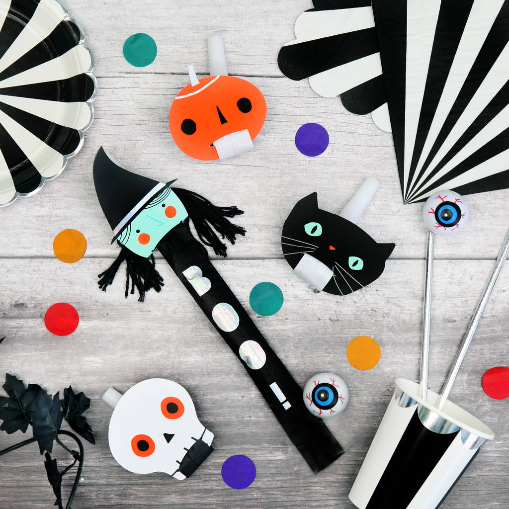 Party Blower: Halloween Party Blowers By Postbox Party
