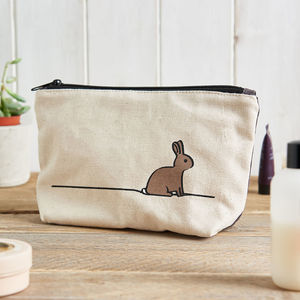 Rabbit Zip Bag