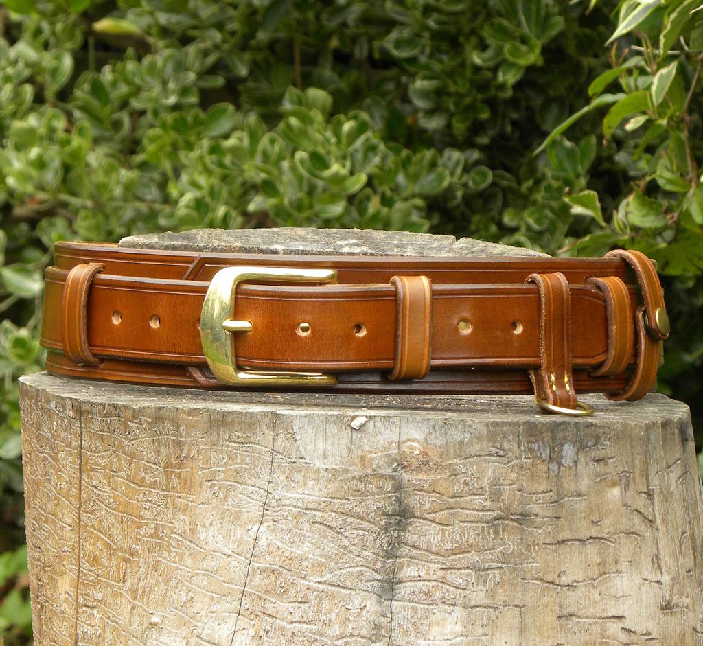 2in1 load carrying bushcraft belt by stealth hippy bushcraft bushcraft belt with girth strap gamestrikefo Gallery