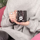 Resting Bitch Face Club Coffee Mug For Women